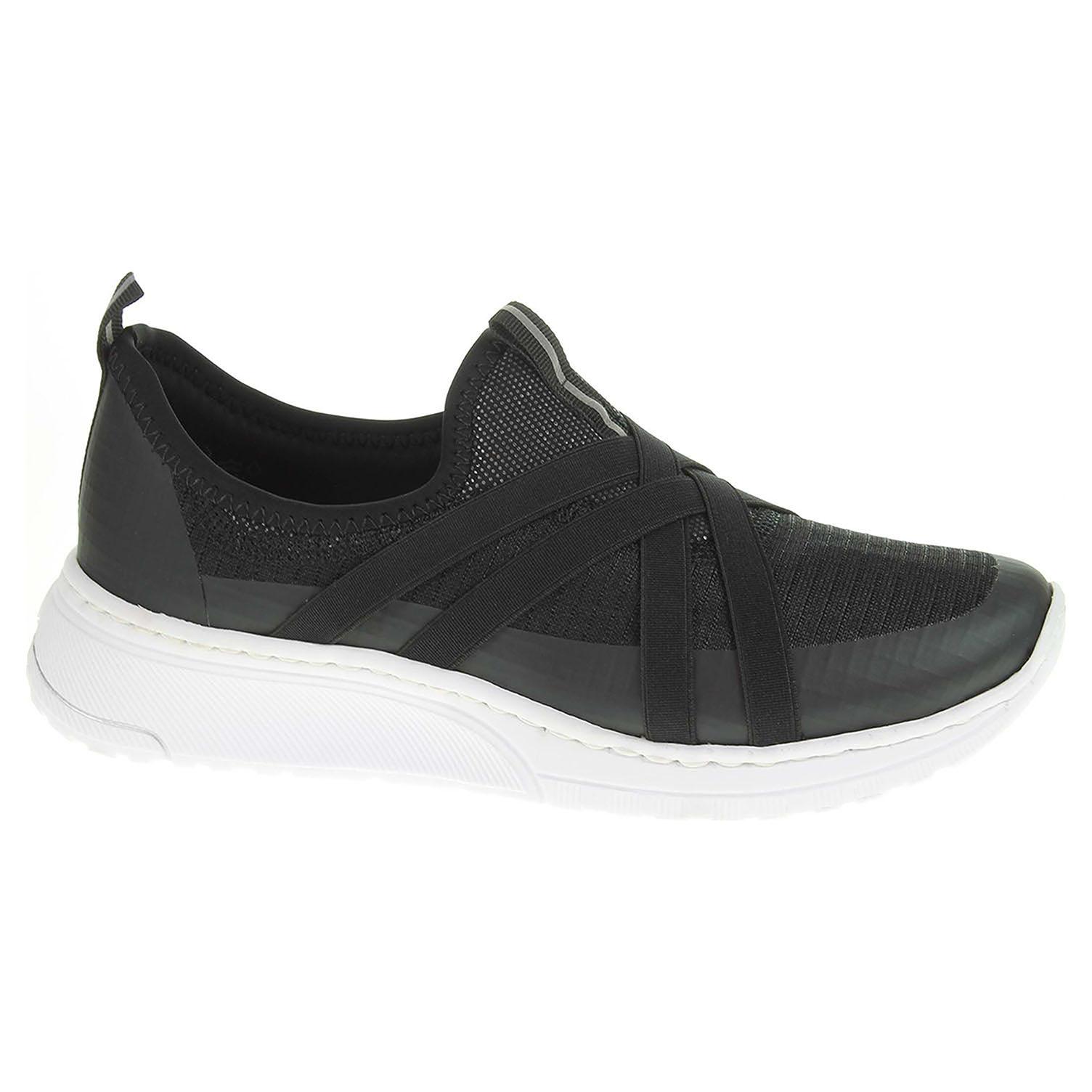 5cbadd32adb90 Dámska topánky Rieker N5050-01 schwarz | REJNOK obuv