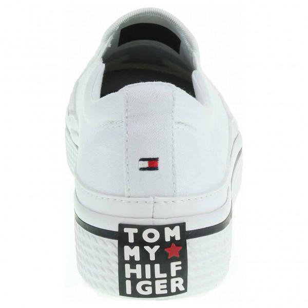 detail Tommy Hilfiger dámská obuv FW0FW02796 100 white 82281589476
