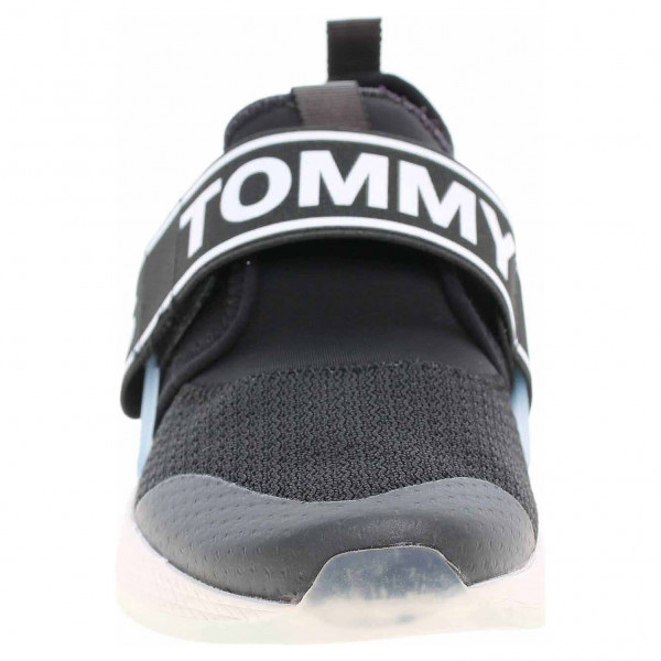 detail Tommy Hilfiger dámská obuv EN0EN00414 990 black 0b0992c9de9