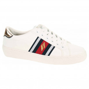 Skechers Goldie - Collegiate Cruizers white