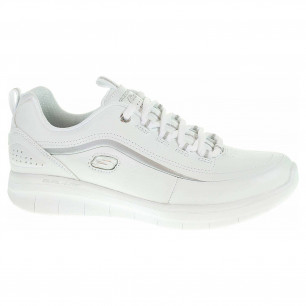 Skechers Synergy 2.0 - Heavy Metal white-silver