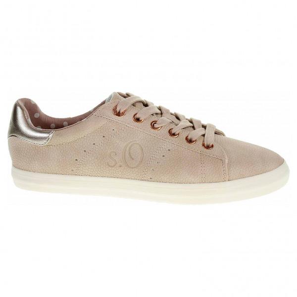 27f1e8a13f detail Dámska topánky s.Oliver 5-23638-22 rose