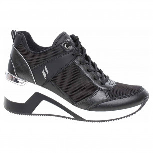 Skechers Million - Air Up There black