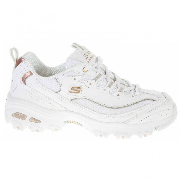 detail Skechers D´Lites - Copper Divine white-rose-gold