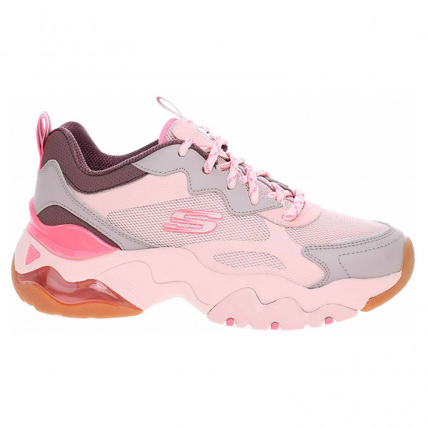 detail Skechers D´Lites 3.0 Air - Fantastic Vision pink-gray