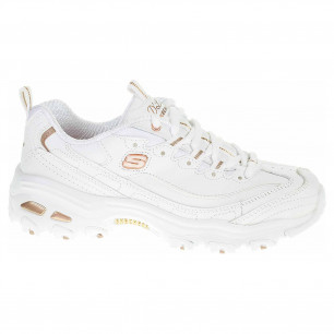 Skechers D´Lites - Fresh Start white-rose gold
