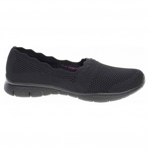 Skechers Seager - Umpire black