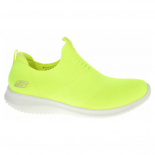 Skechers Ultra Flex - Candy Cravings neon-yellow
