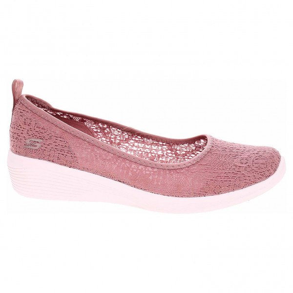 detail Skechers Arya - Airy Days mauve
