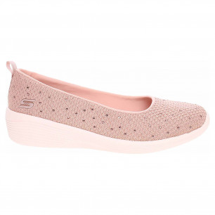 Skechers Arya - Sweet Glitz rose