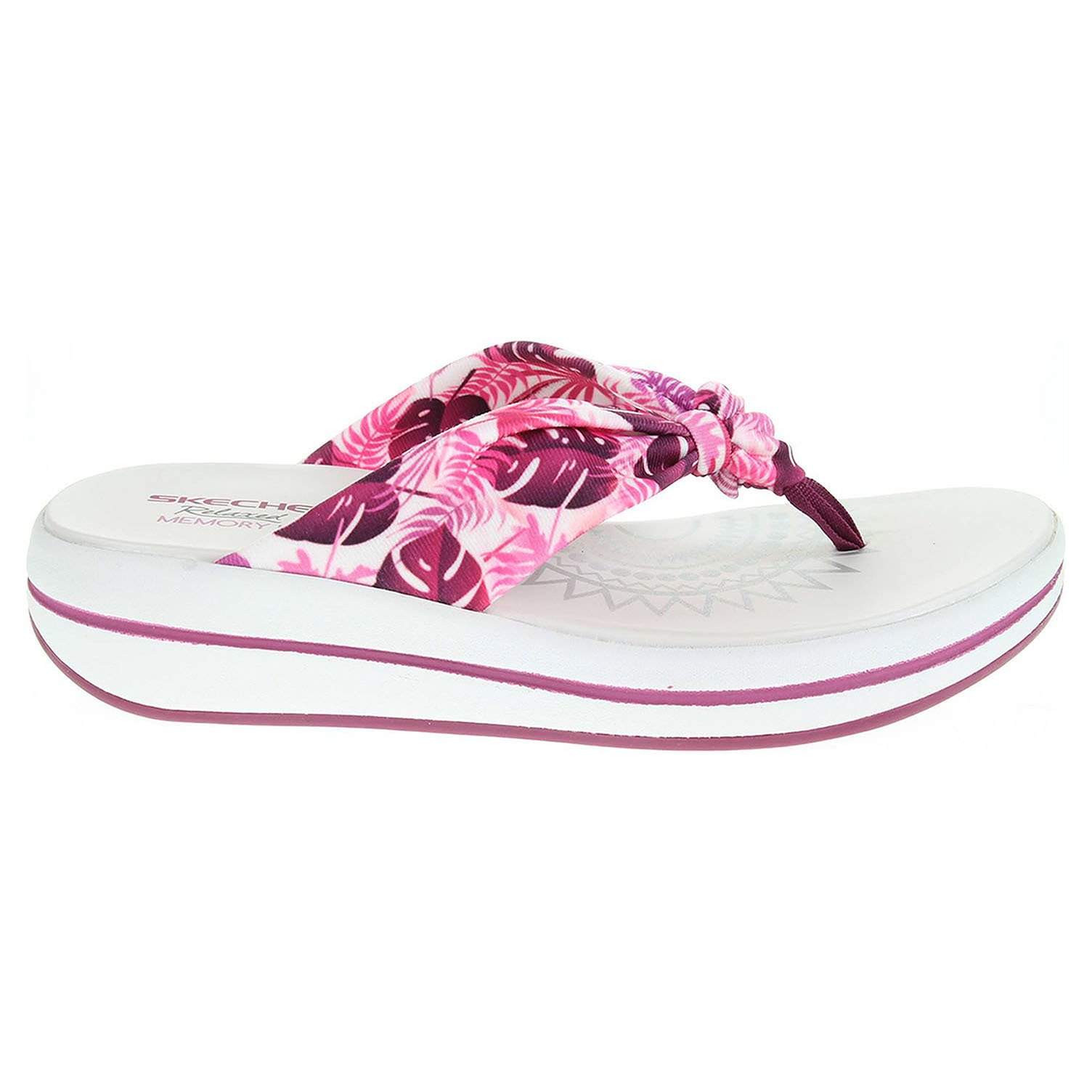 detail Skechers Upgrades - Pac Islands raspberry