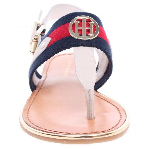 2a4975c364 detail Tommy Hilfiger dámské sandály FW0FW00261 J1285ULIA 65C bílé