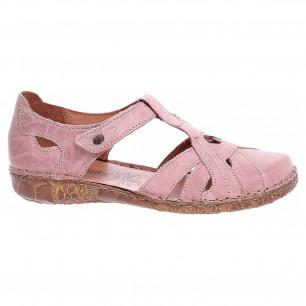 96539719497b Dámske sandále Josef Seibel 79529 95040 rosa