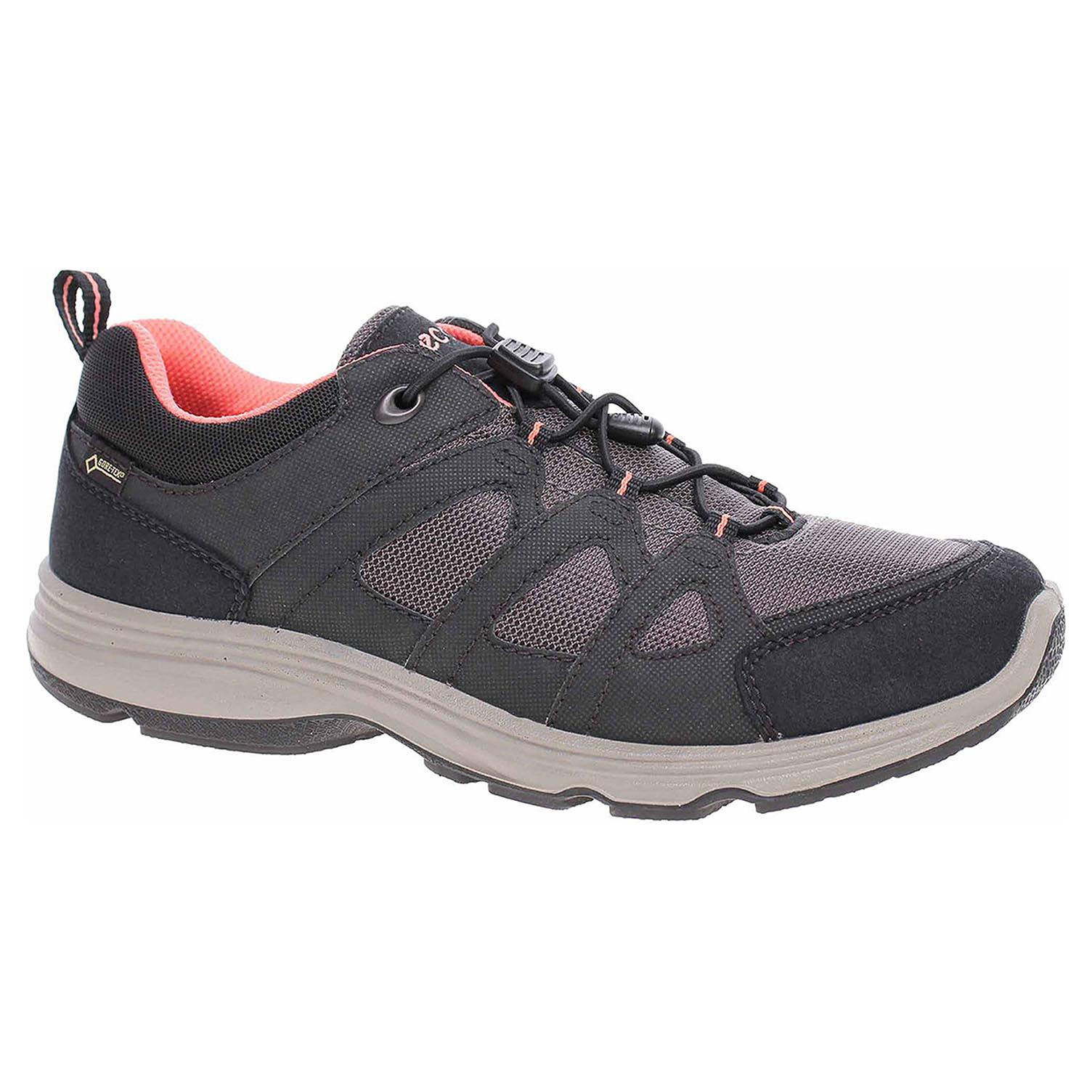 af11187fcec3f Dámska topánky Ecco Light IV 83602351527 černá | REJNOK obuv