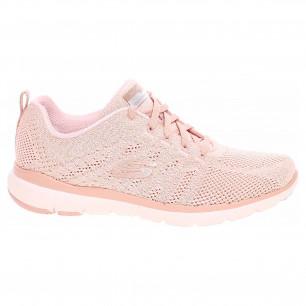 Skechers Flex Appeal 3.0 - Metal Works rose