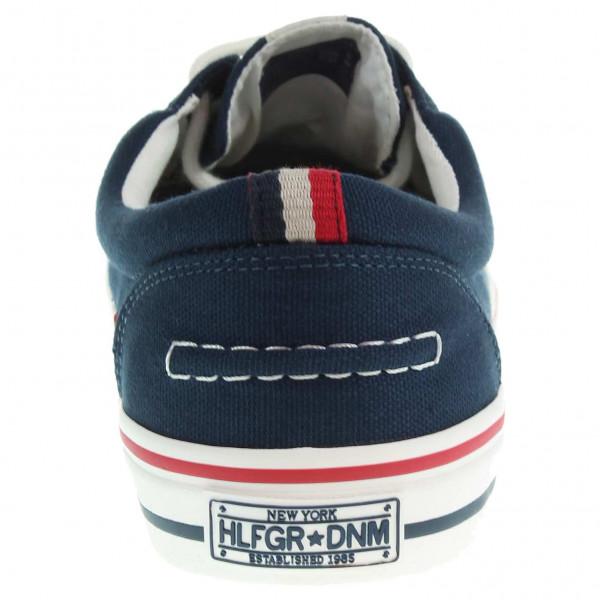 detail Tommy Hilfiger pánská obuv EM56820815 V2385IC 1D modrá 6eb1496746d