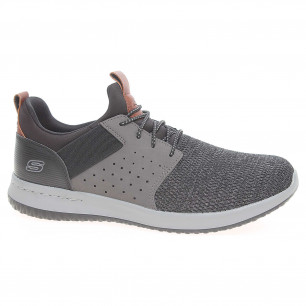 Skechers Delson - Camben black-gray