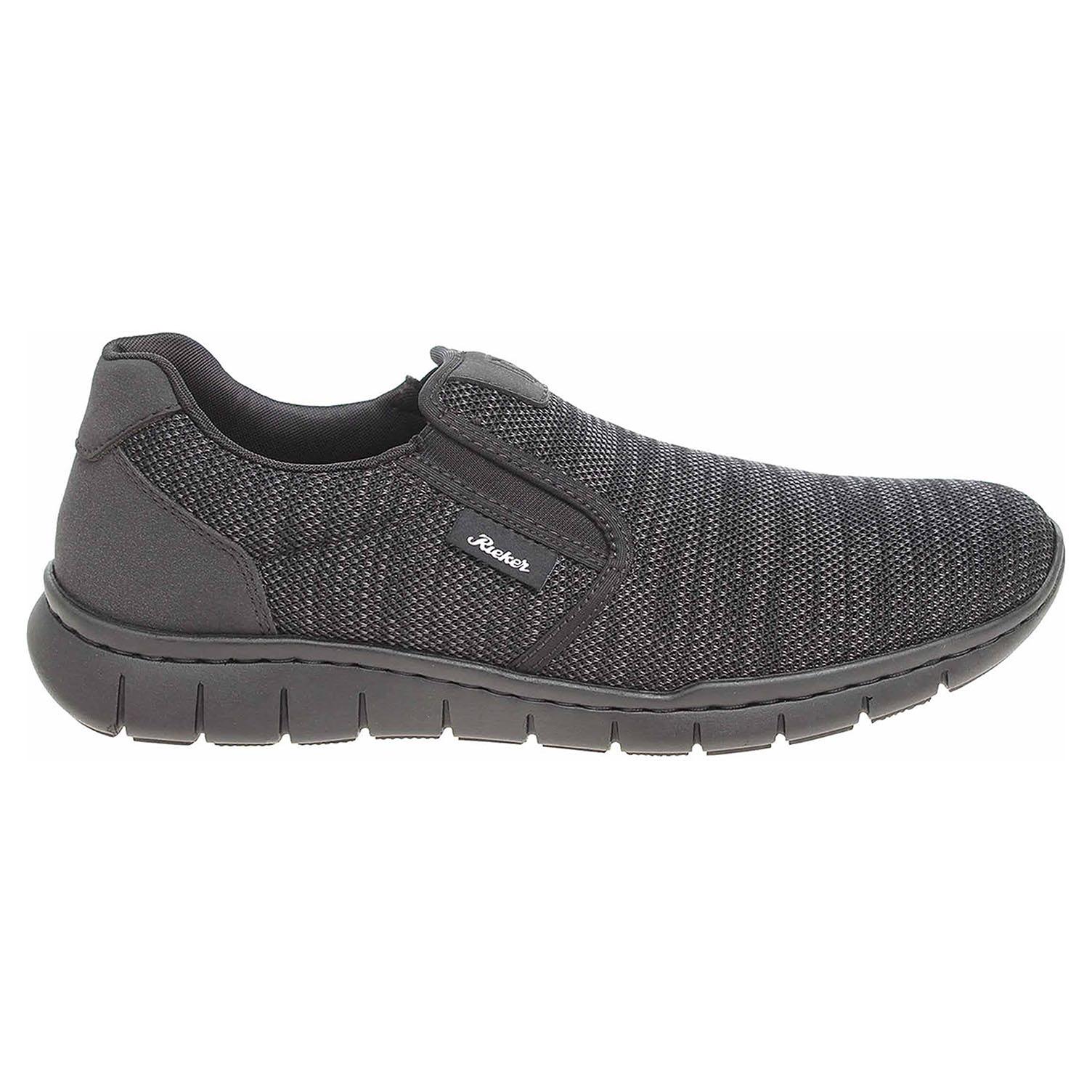 50ce35715ed Rieker pánská obuv B8760-42 grau kombi