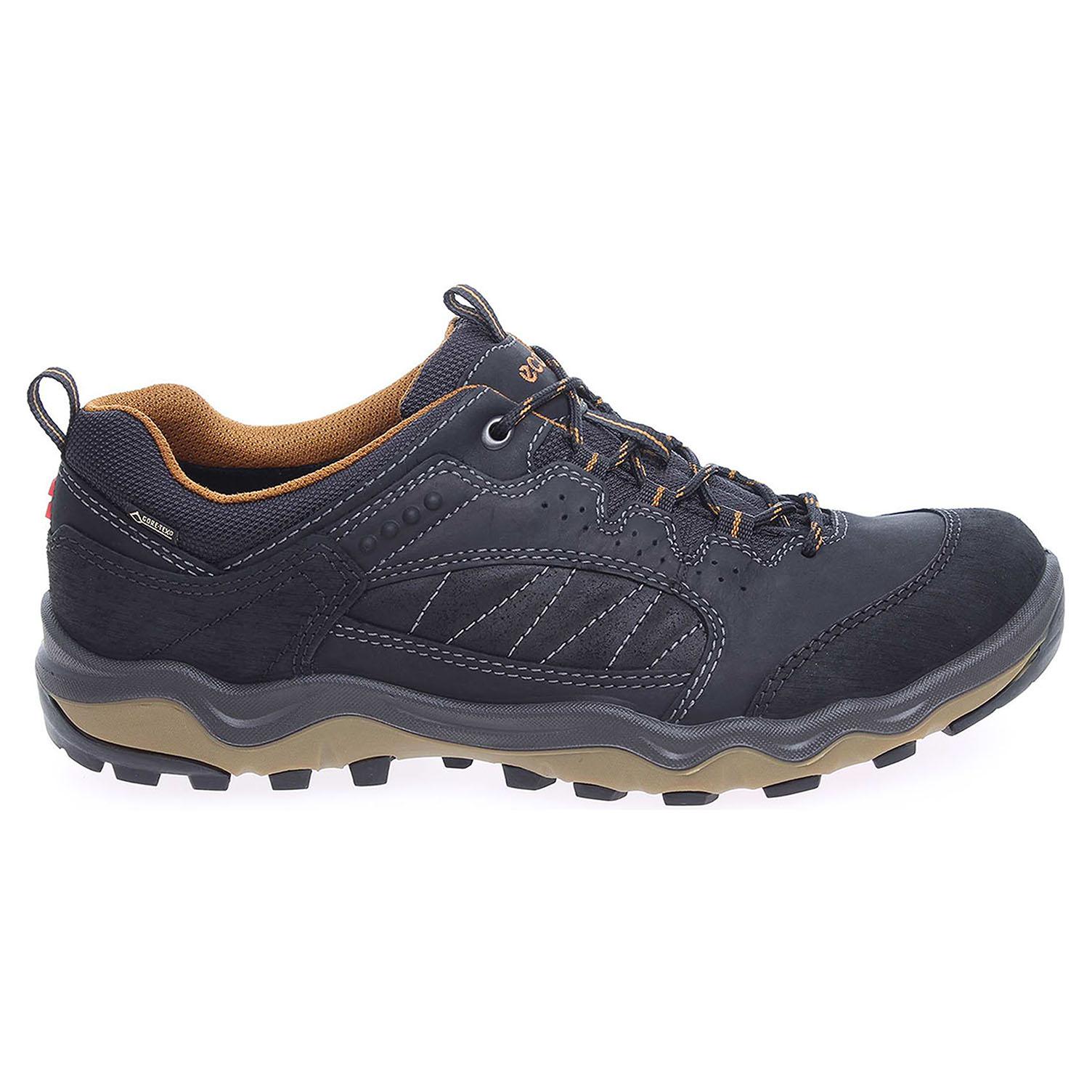 Ecco Ulterra pánská obuv 82312458654 černá  3ecbfc8e75c