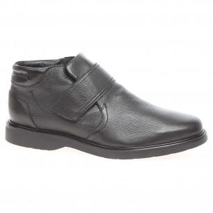 18a4e0b5a Pánska členkové topánky Salamander 31-68304-01 černé