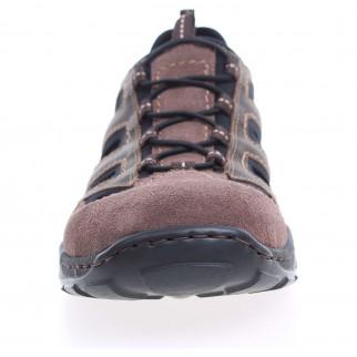 how to buy best loved good Rieker pánské sandály 08065-26 hnědé | REJNOK obuv
