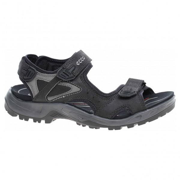 75d85abd24c9 detail Pánske sandále Ecco Offroad 82212456340 black-dark shadow