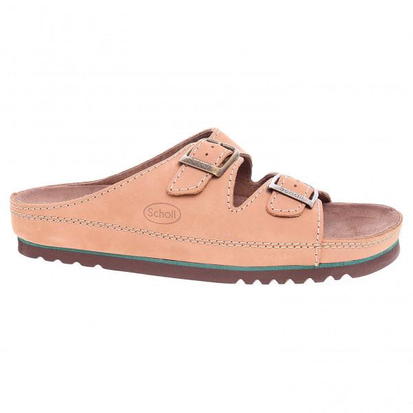 01584b8c9186 detail Pánske papuče Scholl F21531 1016 Air Bag beige