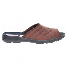 Rogallo pánské domácí pantofle 6074-T73 šedé  3858a8aaa6