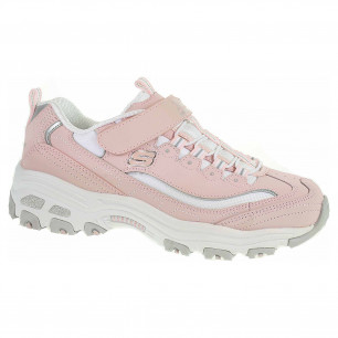 Skechers D´Lites - Crowd Appeal light pink-white