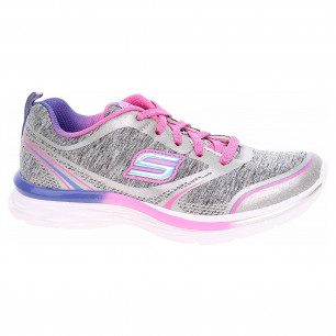 Skechers Dream N´Dash - Pep It Up gray-pink