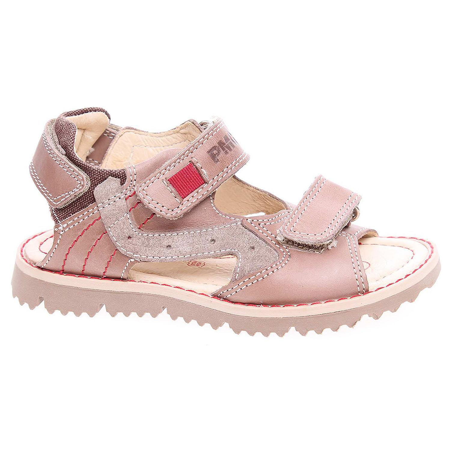 e121a5902d74 detail Chlapecké sandále Primigi 7129300 hnědé