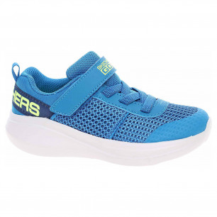 Skechers Go Run Fast - Tharo blue-lime