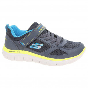 Skechers Power Shot navy-lime