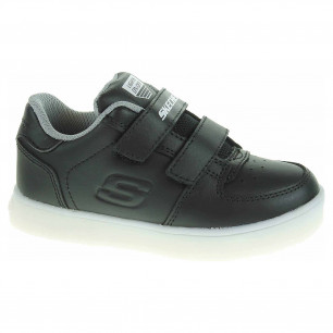Skechers S Lights-Energy Lights-Gusto Glow black