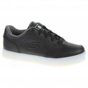 Skechers S Lights - Energy Lights - Elate black