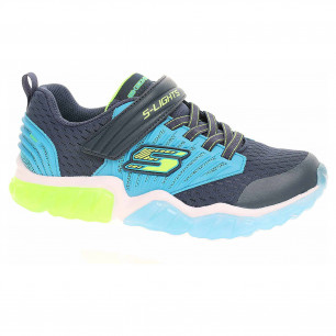 Skechers S Lights - Rapid Flash navy-blue