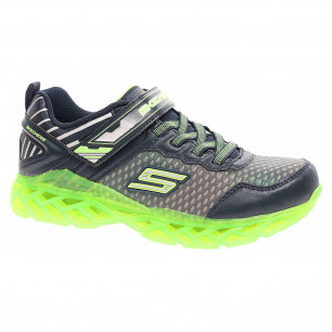 Skechers S Lights-Flex-Charge - Blastistix navy-lime