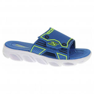 Skechers S Lights-Hypno-Splash - Sernox blue-lime